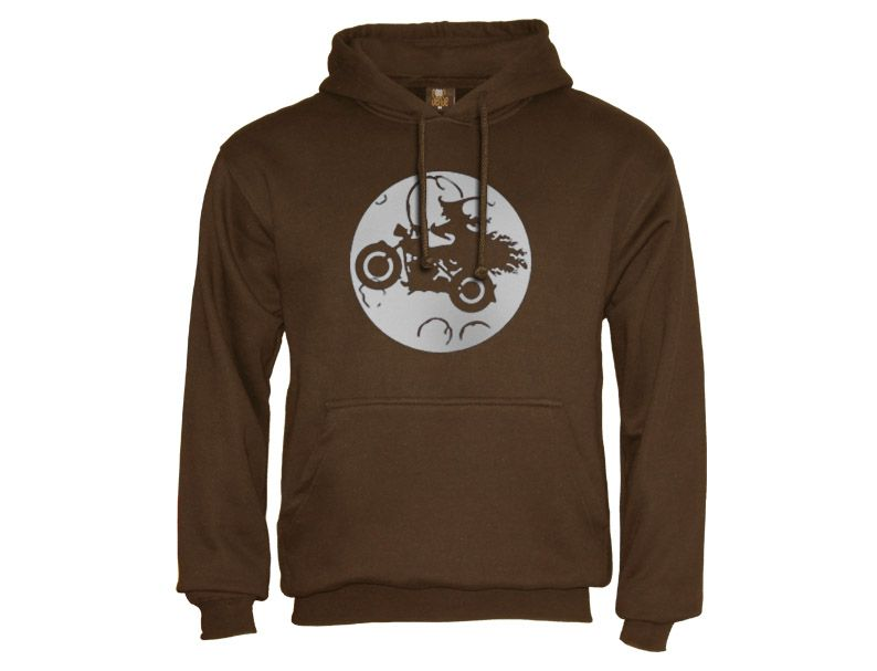 Witch Hoodie lsd scary retro funny humor new