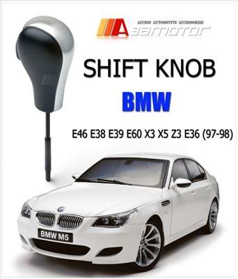 BMW Automatic Transmission Shift Knob E46 E38 E39 E60 X3 X5 Z3 E36 97